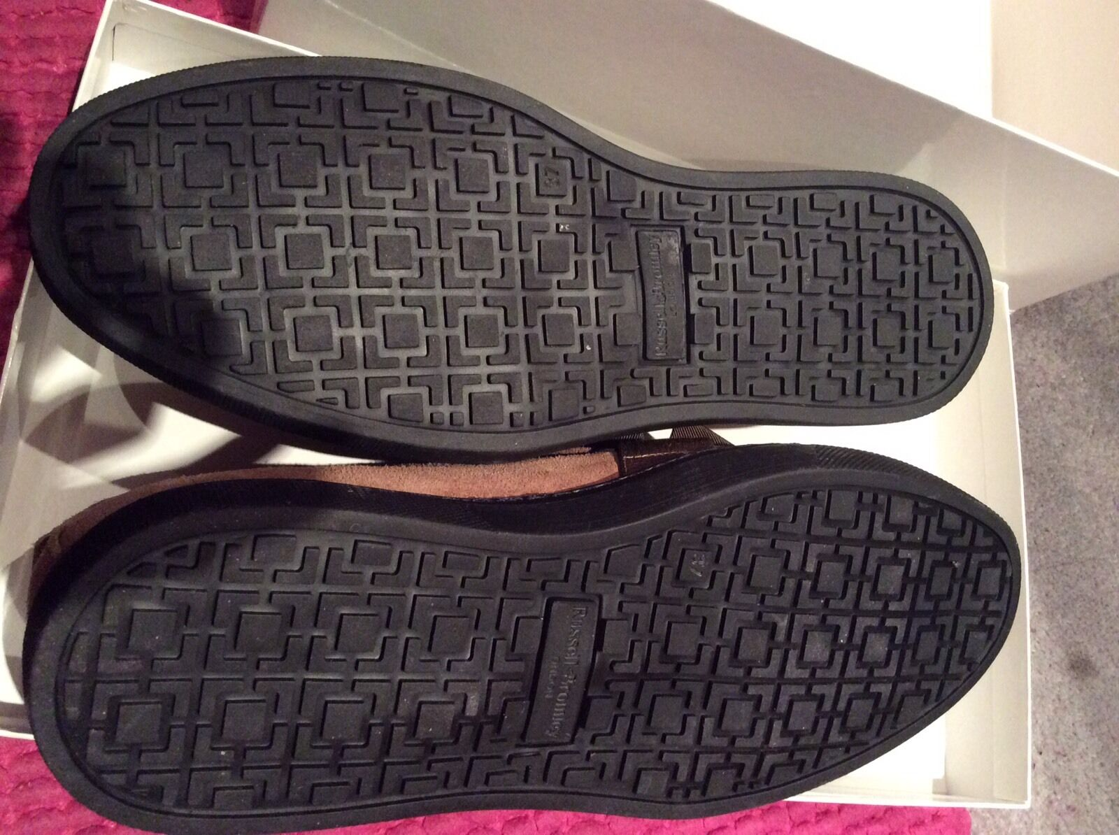 Russell and and Russell Bromley-Taglia 37-Taglia 4-RRP 390a5a