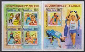 L901.Guinea-Bissau - MNH - Sports - Olymics - Nature
