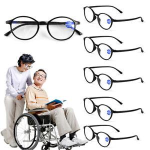 nuovo stile de551 06375 Dettagli su Occhiali presbiopia Computer Eyewary Raggi blu anti Occhiali da  lettura