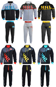 BOYS-GIRLS-TRACKSUIT-CHILDRENS-HOODED-TOP-JOGGING-BOTTOMS-KIDS-JOGGING-SUITS