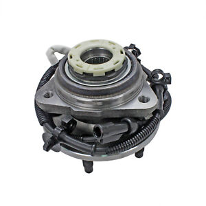 Front-Wheel-Hub-amp-Bearing-Assembly-for-98-00-Ford-Ranger-Mazda-B4000-4WD-w-ABS