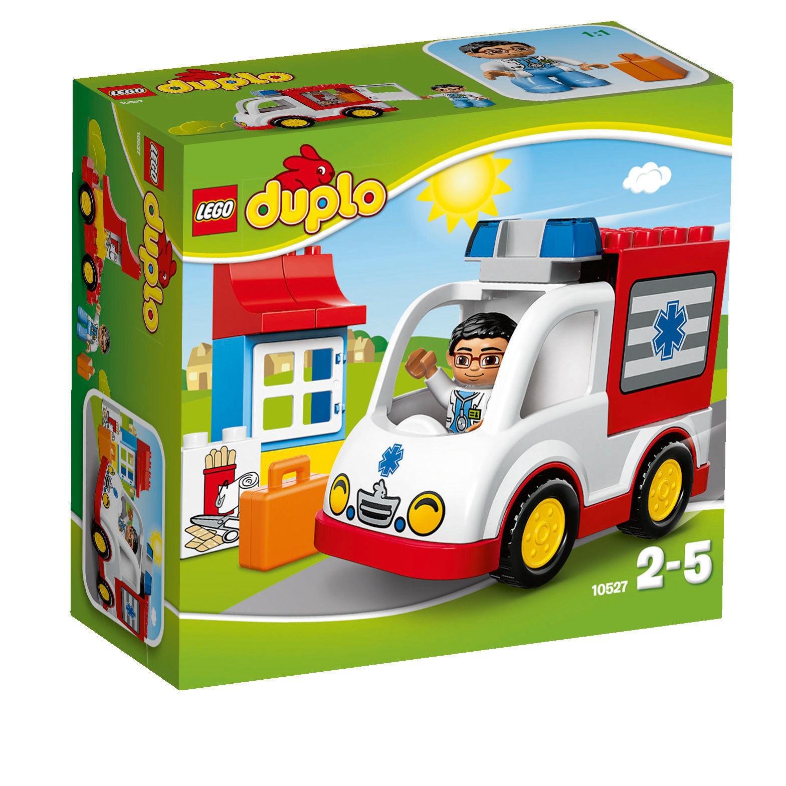 LEGO LEGO LEGO DUPLO Ambulance (10527) 36f151