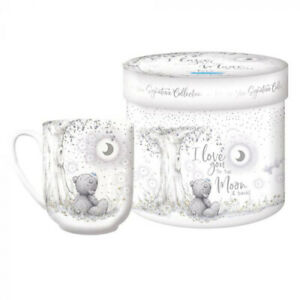 Tatty Teddy Ideal Gift 2020 Me To You Moon and Back Boxed Signature Mug