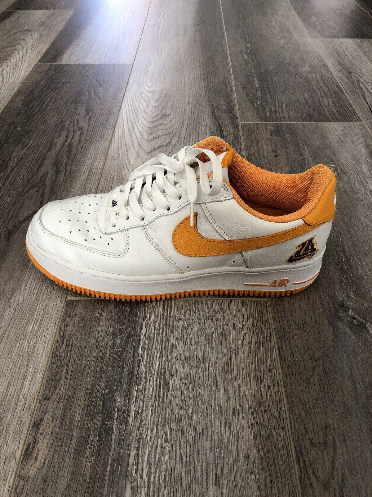 Vintage Nike LA Air Force Ones 10.5