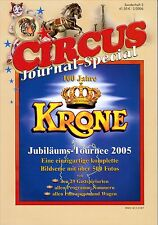 Circus Krone Special 2006 ( Book ,Buch , Livre )