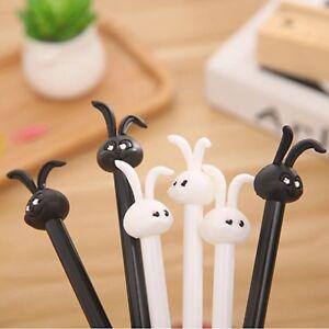 Rabbit-Gel-Pen-Bunny-Pen-Novelty-Pen-Stocking-Filler-Office-Party