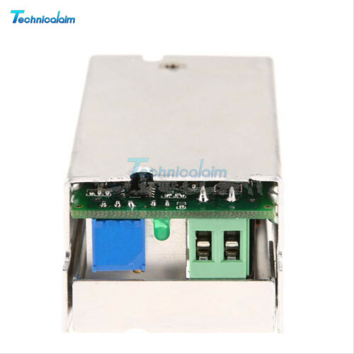 5A Auto Step Up//Down Regulator Module W// Constant Current Function Aluminum Case