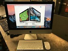 "Apple 21.5"" iMac Late 2012 Slim 2.7 GHz QUAD Core i5 1TB / 8GB RAM Office 2016"