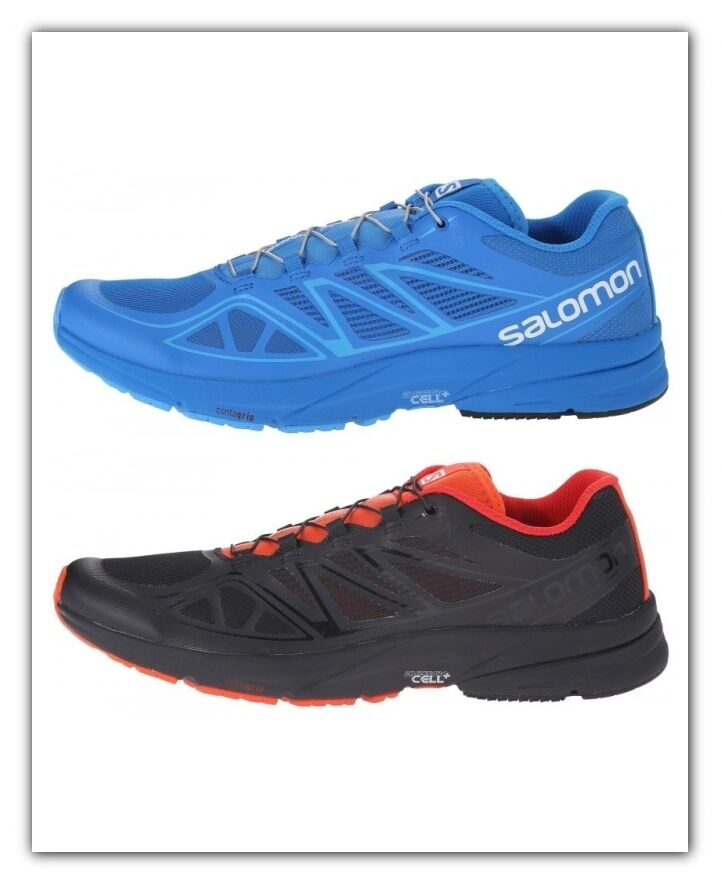 Salomon Sonic Pro Running Shoes Mens Sneakers Neutral Runner Shoes New