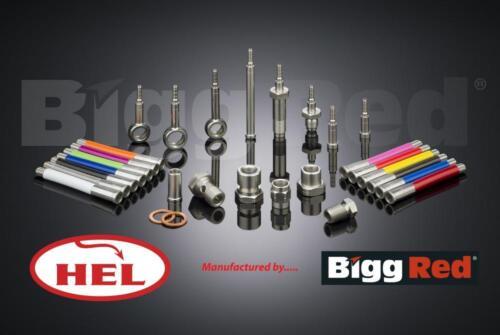 For Vauxhall Frontera 91/> REAR L or R Brake Caliper Slider Bolt Kit  BRH1373X