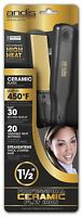 Andis 1-1/2 High Heat Multi-temp Ceramic Flat Iron (67770) , New, Free Shipping on sale
