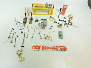 BH678-0-5-H0-Bastler-Konvolut-Lampen-Signale-etc-Brawa-Maerklin-Fleischmann-etc