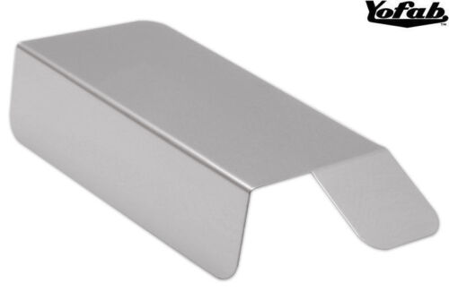 MIRROR POLISHED CHROME STAINLESS STEEL PCM COVER TRANS LS1 FIREBIRD CAMARO