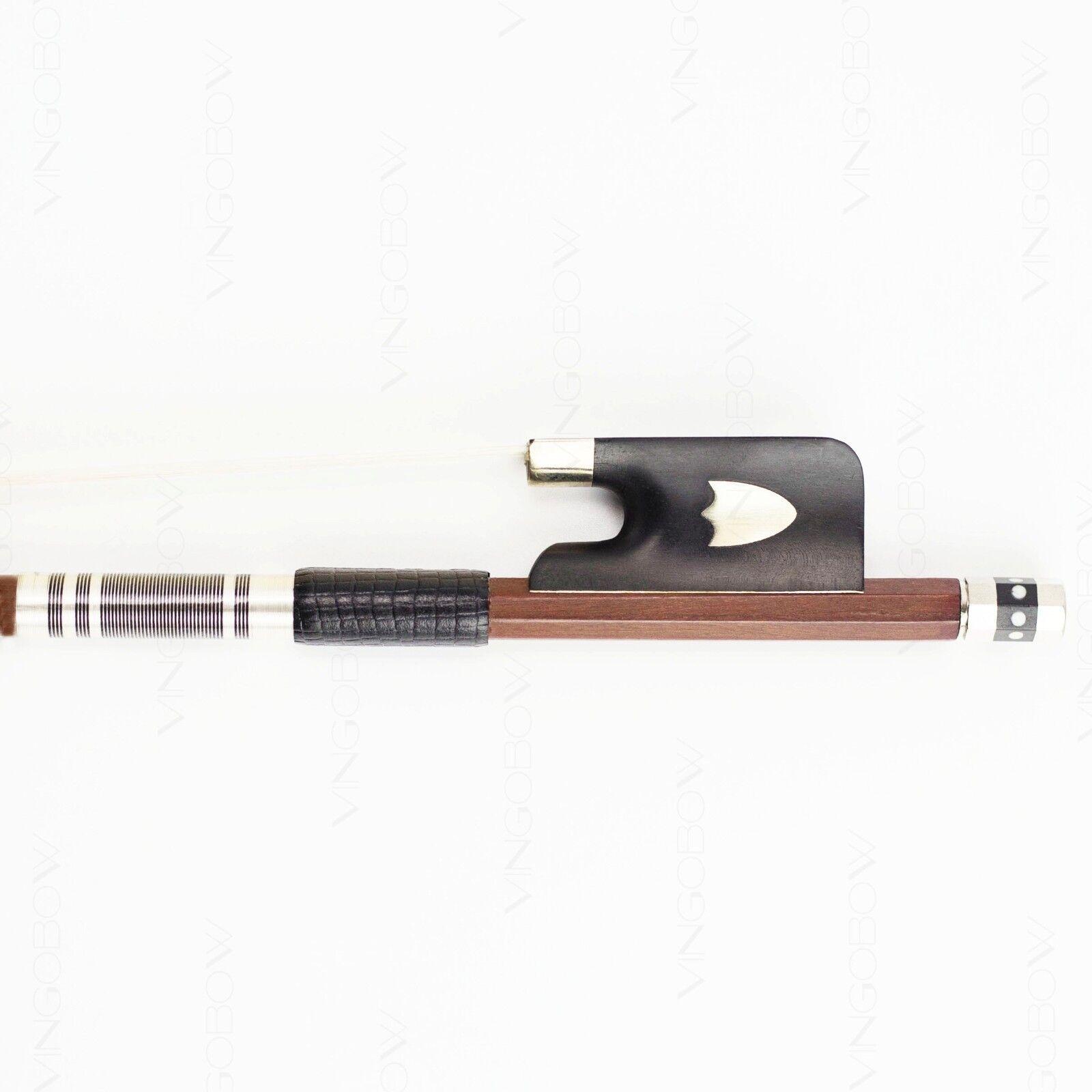 Violoncello Arco Hybrid Pernambuco Pernambuco Pernambuco Skin & Carbon Fiber Core Cello Bow  ventas en linea