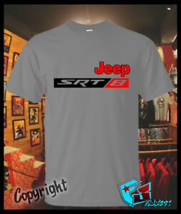 Jeep Grand Cherokee Color Grey Size S to 3XL Men/'s Tshirt