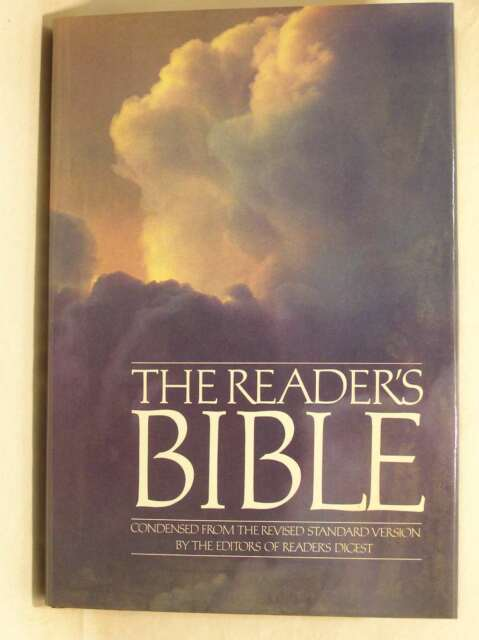 The Reader's Bible, , Excellent Book
