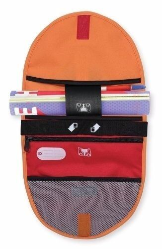 MELISSA AND DOUG TRUNKI SADDLEBAG-ORANGE-RED #5420 HYA-248