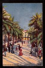 french Tuck Place de la Liberte Toulon France postcard