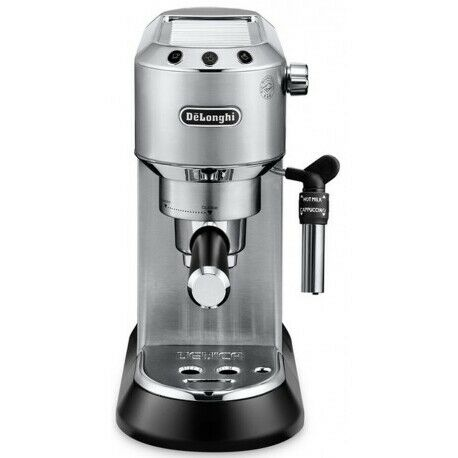 De'Longhi Dedica Style EC 685.M 1450W Cafetera Espresso Manual Shiny Metal