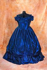 Viktorianisch Abendkleid Ballkleid Sissi Krinoline XL/XXL