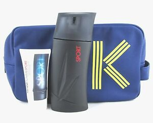 c2cee3f3f9a Kenzo Homme Sport by Kenzo 3.4 oz.EDT Gift Set for Men.Brand New in ...