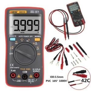 AN8008-True-RMS-LCD-Digital-Multimeter-9999-Counts-Ammeter-Voltage-Ohm-Meter-XI