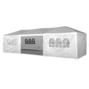 White-4x8m-Outdoor-Event-Marquee-Party-Tent-Gazebo