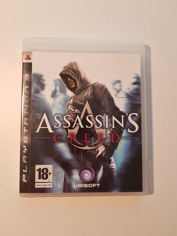 Assassins Creed, PS3