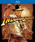 Indiana Jones The Complete Adventures 5 Discs 2012 Blu-ray