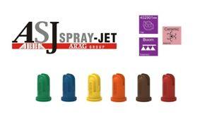 ASJ - Ugello per diserbo di fine barra o senza barra BX