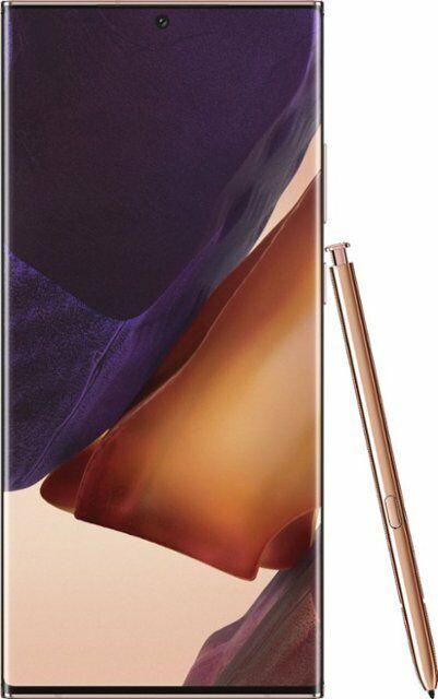 NEW Samsung Galaxy NOTE 20 Ultra 5G Unlocked (SM-N986U1, US Model) 28/512GB ⚫⚪🟠. Buy it now for 979.99