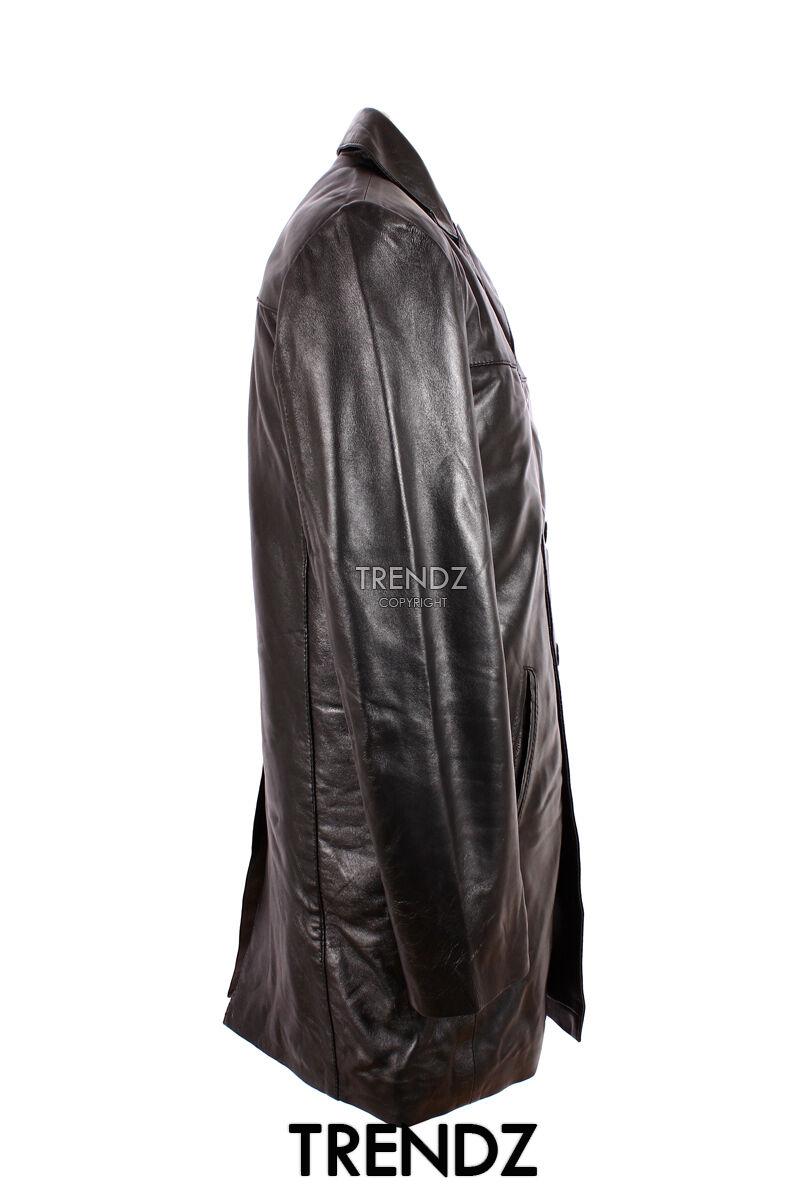 Uomo's METROPOLIS NERO (R3476) Classiche Smart Pelle di di di Agnello Reale in Pelle Blazer 806b39