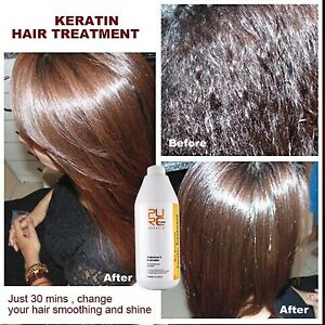 12 Formalin Brazilian Keratin Treatment For Repair Damaged Hair Salonnew 1000ml Ebay