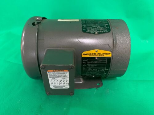 Baldor 1HP Gear Motor 35M757X782G1