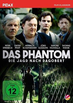 Roland Suso Richter - Das Phantom - Die Jagd nach Dagobert, 1 DVD