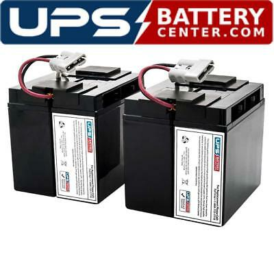 APC SU2200RMNET Smart UPS 2200 Compatible Replacement Battery Set by UPSBatteryCenter