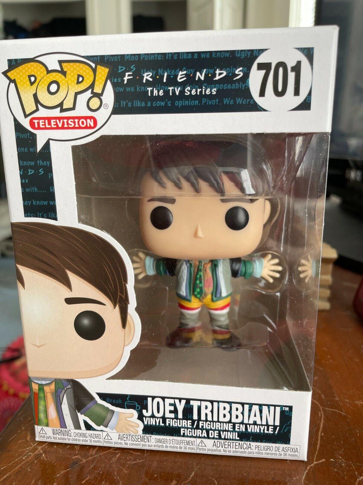 Funko POP! Television-Friends-Joey Tribbiani-#701-NEW