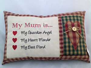 Image Is Loading MY MUM MOTHER SENTIMENT CUSHION 039 SPECIAL OFFER
