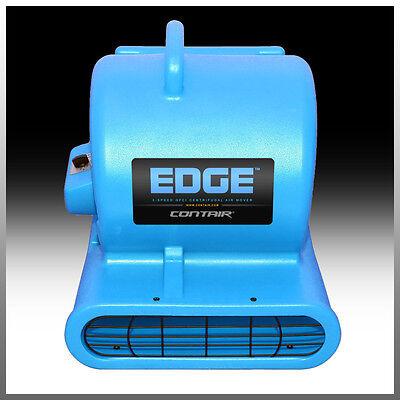 Contair® EDGE Air Mover Carpet Dryer Blower Floor Fan High CFM BLUE Color