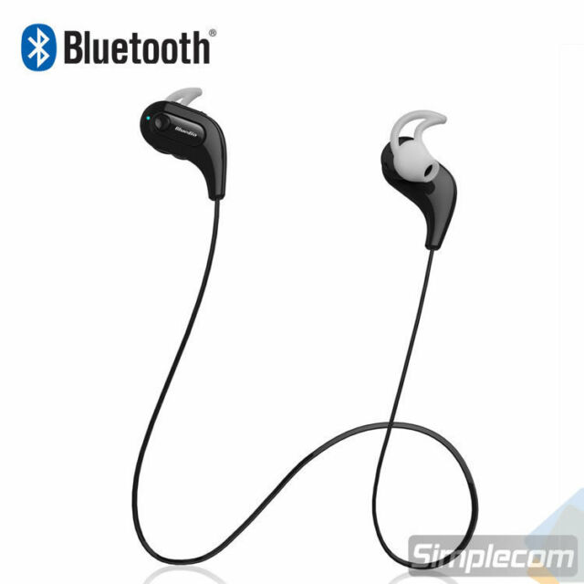 Bluedio S6 Bluetooth 4.1 Wireless Sports Headphones with Microphone Handsfree