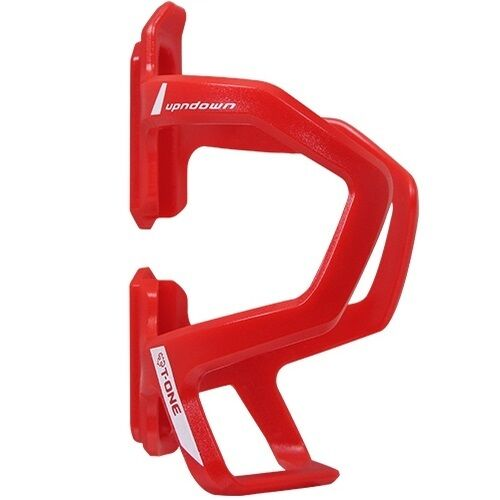 T-ONE UPNDOWN T-BC09 Bike Bicycle Height Adjustable Water Bottle Cage Red