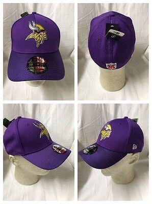 New Era 39Thirty Cap Color Rush Minnesota Vikings