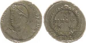 Kleinbronze 360-363 Antiguo/Romanos Época Imperial / Julianus II VF XF