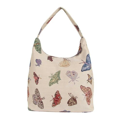 Tapestry Hobo Handbag Shoulder Tote Purse Bag Animal Design by Signare