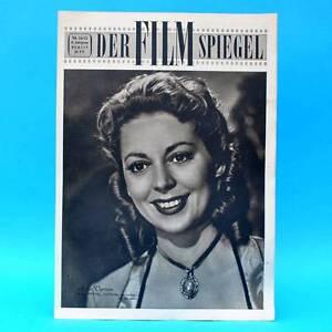 GDR-Filmspiegel-10-1955-Anne-Vernon-Angelika-Hauff-Lotte-Loebinger