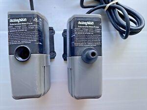 1 PCS.  Hydrofarm Active Aqua Submersible Water Pump, 800 GPH   (B)