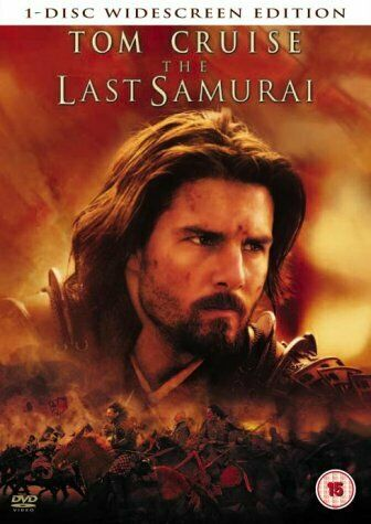 The Last Samurai [DVD] [2003] [DVD][Region 2]