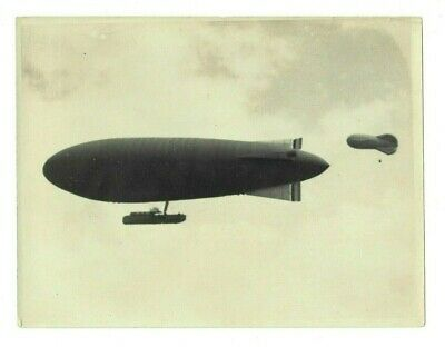8x10 Print Military Navy Airship Dirigible Blimp ZR-3  Los Angeles #ND1