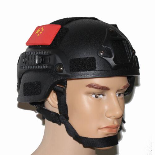 Aramid Bulletproof Helmet Military Level IIIA MICH Ballistic Helmet Large Size