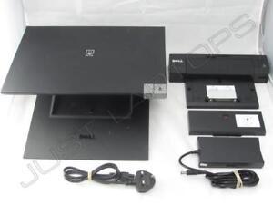 Dell Latitude E7450 Fortgeschrittene USB 3.0 Dockingstation + Monitor Stand +